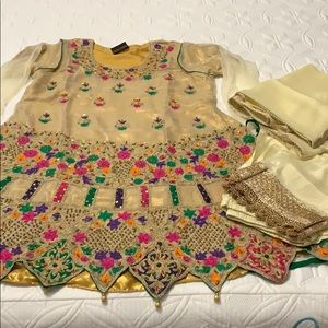 Dresses & Skirts - 🌹PAKISTANI HEAVILY EMBROIDERED SHALWAR KAMEEZ🌹